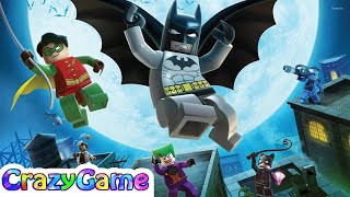Video The LEGO Batman Movie Full Videogame - LEGO Movie Cartoon for Children & Kids MP3, 3GP, MP4, WEBM, AVI, FLV Juli 2018