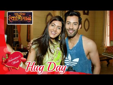 Kunal & Meghna HUG Each Other On Hug Day | Valenti
