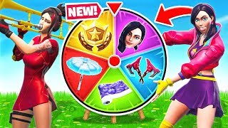 SEASON 9 Battle Pass SPIN The WHEEL *NEW* Game Mode in Fortnite Battle Royale