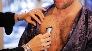 How To Trim Chest Hair