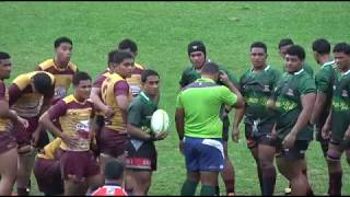Secondary School Rugby Union at Teufaiva Stadium, KIngdom Of Tonga 14th July 2017.