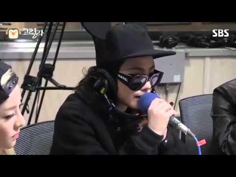 [SBS]최파타, 그리워해요, 2NE1 라이브