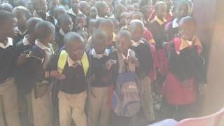 Walking with Jesus- Swaziland Babies