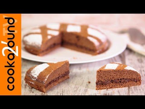 torta alla nutella - ricetta