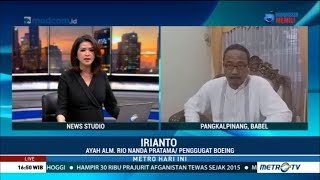 Video Keluarga Dokter Rio Korban Lion Air PK-LQP Gugat Boeing MP3, 3GP, MP4, WEBM, AVI, FLV November 2018