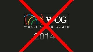 Adiós a la World Cyber Games! by Punto.Gaming TV!