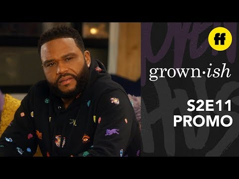 grown-ish | Season 2, Episode 11 Promo | Dre and Pops Meet Luca
