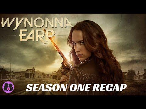 Wynonna Earp - Season One Recap