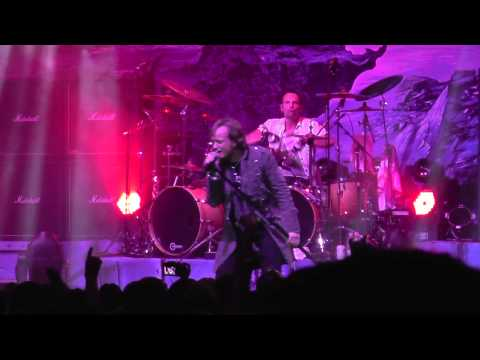 Edguy - Love Tyger - Space Police Santiago, Chile 2014 1080p (видео)