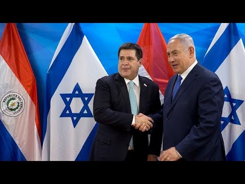 Paraguay verlegt Botschaft von Tel Aviv nach Jerusale ...