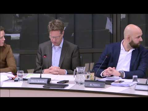 De culturele staat van het land met PVV'er Martin Bosma