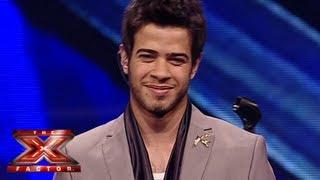 أدهم نابلسي - العروض المباشرة - الاسبوع 6 - The X Factor 2013