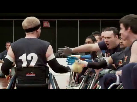 2010 Wheelchair Rugby Four Nations...Maximum fun Down Under!
