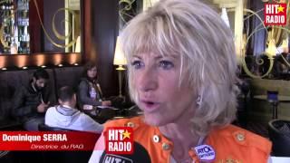 La conference de presse du Rallye Aicha des Gazelles sur HIT RADIO  23/03/15