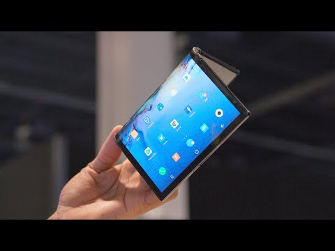 Foldable Phones Aren't Ready (Yet)