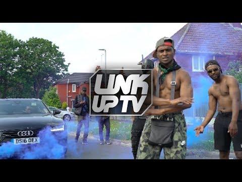 Razor Ramone X Lil GwopBoy X Bigz No Mannerz – Live By The Code [Music Video] | Link Up TV