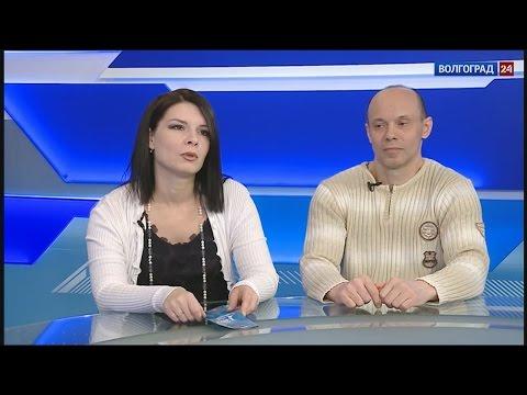 """Екатерина и Олег Ряховские, организаторы конкурса """"Наша красивая мама"""""""