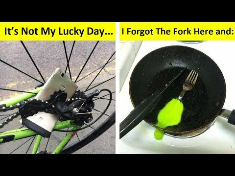 Funny photos - Hilarious Examples Of Bad Luck (NEW PICS!)