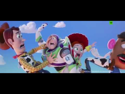 Toy Story 4 - Teaser Tráiler Oficial - Nubes en V.O.S.E.?>