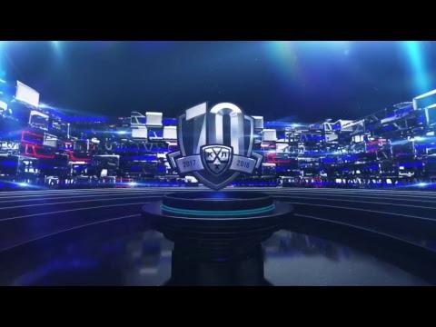 2018-01-11 ХК Витязь vs ХК Автомобилист. КХЛ 2017-2018 онлайн видео