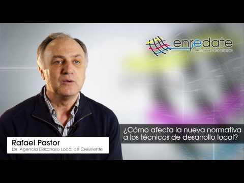 Rafael Pastor en #EnredateElx 2015