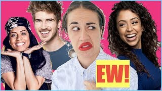 Would you rather with youtubers. what do u think about that. Follow all my thingsTwitter - http://www.twitter.com/mirandasingsFacebook - https://www.facebook.com/mirandasingsofficialyoutube - http://www.youtube.com/mirandasings08Instagram - http://instagram.com/mirandasingsofficialVine - https://vine.co/u/9354589209175490564 tickets to my show. gO to my website: MirandaSings.comget my book - http://www.mirandasings.comget my merchandizze - http://mirandasings.spreadshirt.com/