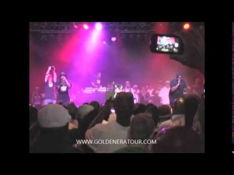 EPMD performance at the Golden Era Tour