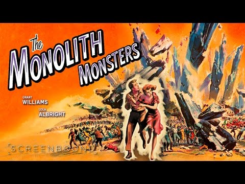 Monolith Monsters 1957 Trailer
