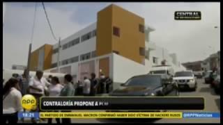 Contraloría General propone distintivo para vehículos del Estado (RPP)