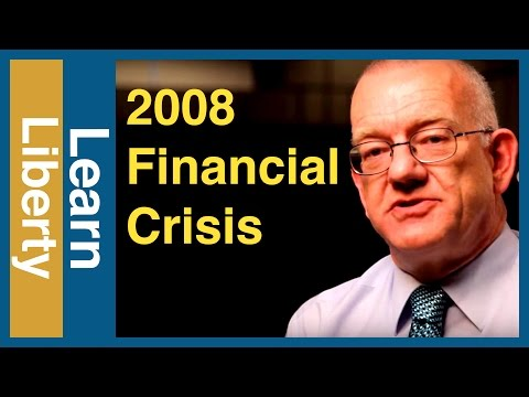 2008 Financial Crisis: The Government Response