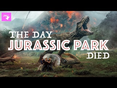 The Day Jurassic Park Died