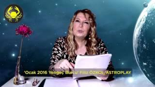Yengeç erkeği ve yengeç kadını ocak 2016'da neler yaşayacak? Astrolog Filiz Özkol astroplay tv için özel bir astroloji videosu hazırladı. 2016 yılı aşk astrolojisihttps://www.youtube.com/playlist?list=PLigcTkt96-F9vylD_MshBva8DvQI34iL-2016 yılı kariyer ve para astrolojisihttps://www.youtube.com/playlist?list=PLigcTkt96-F_NazjcA47FyayED6moSPkxOcak 2016 aylık astroloji tüm burçlar https://www.youtube.com/playlist?list=PLigcTkt96-F-0Z-VzZIGjU8shn0tIKdyXFiliz Özkol ile Burç YorumlarıÜcretsiz abone olmak için tıklayın! https://goo.gl/S1M0KD