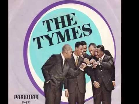 The Tymes - So Much In Love - 1963 45rpm
