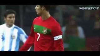 Cristiano Ronaldo  Amazing *Portugal* 2010/2011