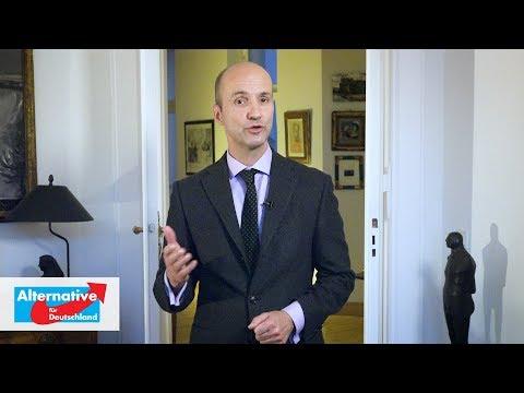 Nicolaus Fest: Die Herrschaft Merkels ist die Herrschaft der Lüge