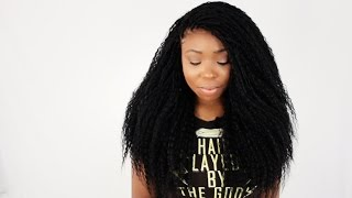 How To Do Individual Tree Braids Tutorial Part 1 Of 7 - Supplies
