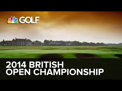 """""""Live From Royal Liverpool"""" – British Open Championship 2014 