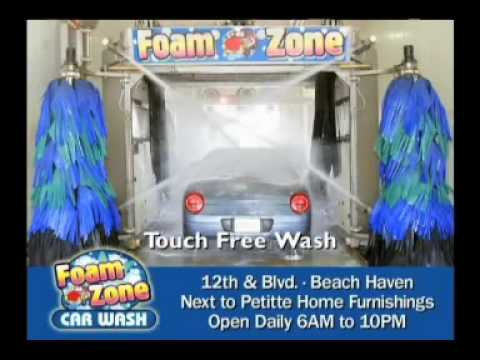 Foam Zone Car Wash