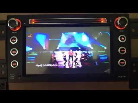 Màn hình DVD theo xe suzuki grand vitara