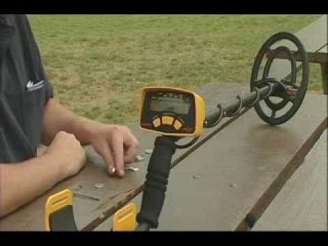 Garrett Ace 150 Metal Detector Instructional Video Part I