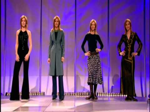What Not To Wear Trinny Woodall Susannah Constantine The Rules 2003 3/8