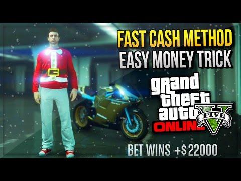 GTA 5 Online How To Make Money Fast Online! – Easy Cash GTA Online – (GTA V Gameplay)