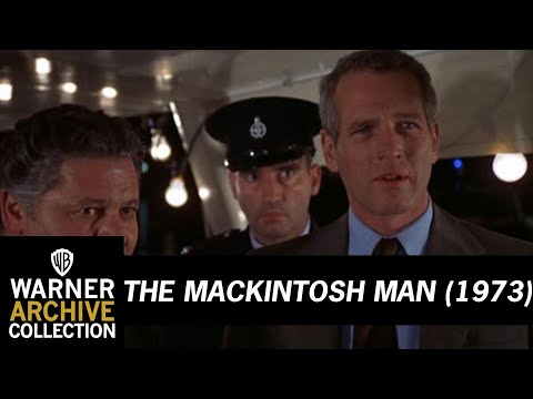 The Mackintosh Man (1973) – Escape Into Water