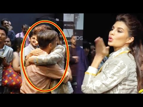 Jacqueline Fernandez Mocks A Reporter In The Most