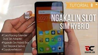 Video NGAKALIN SLOT SIM HYBRID, Pakai Sim Adapter!! MP3, 3GP, MP4, WEBM, AVI, FLV September 2017