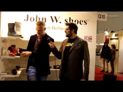 John W Shoes | Footwear Designer Interview | Micam Milano | City Soles TV