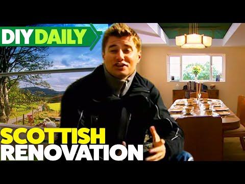 SCOTLAND Renovation | Build a New Life in the Country | S02E06 | Home & Garden | DIY Daily