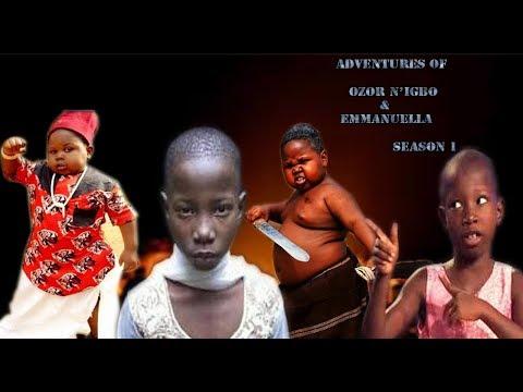 ADVENTURES OF OZOR N'IGBO & EMMANUELLA season 1- Latest Ozor and Emanuella's 2019 Nollywood movie