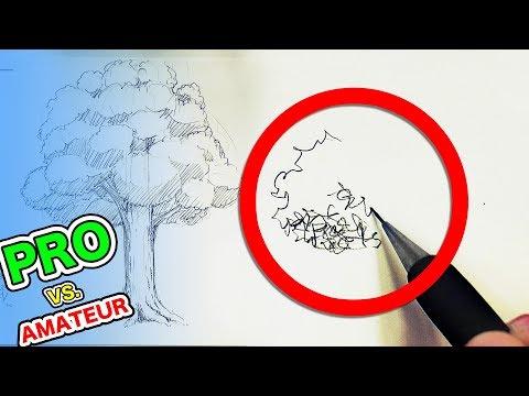 Japanese PRO vs Amateur|A Simple Tree (видео)