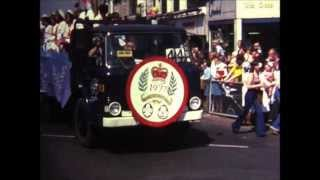 Grimsby United Kingdom  city images : The Queen's Silver Jubilee Parade in Freeman Street, Grimsby, UK in 1977, by Stan Wilson
